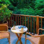 Hotel Matlali Hills Terraza Habitación Selva Riviera Nayarit.